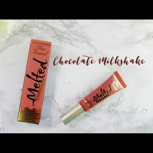 Too Faced Melted Lipgloss - Chocolate Shake